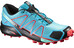 Salomon Speedcross 4 Trailrunning Shoes Women blue jay/black/infrared